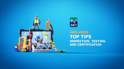 AM2-S Top Tips: Inspection, Testing and Certification